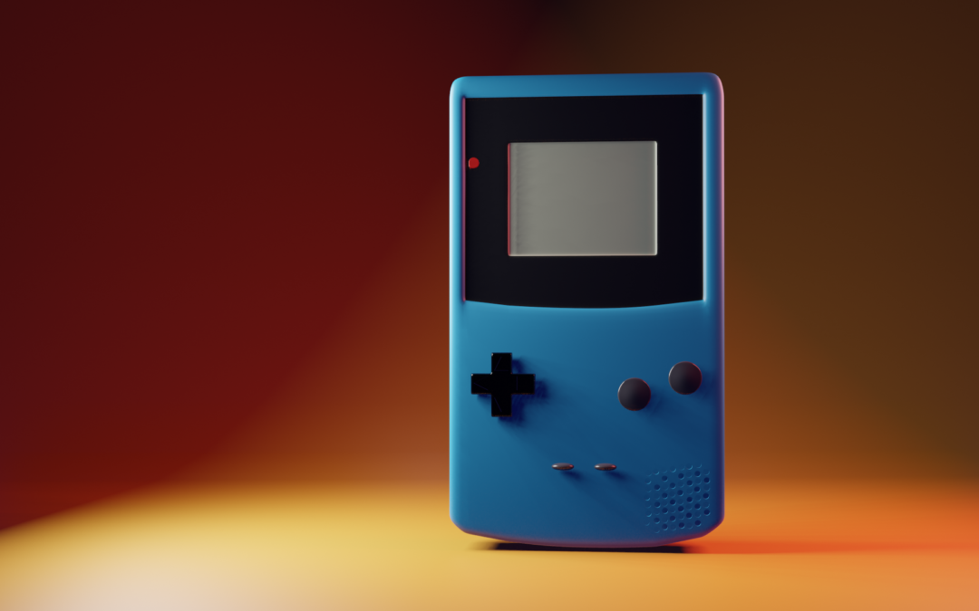 Youtube : Game boy color